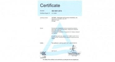 Transition Audit of ISO9001 Standard