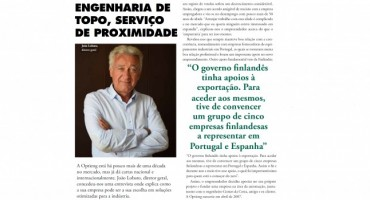 The Optieng interview to the Público newspaper