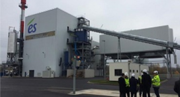 Dalkia: Biomass Power Plant, Strasbourg, France