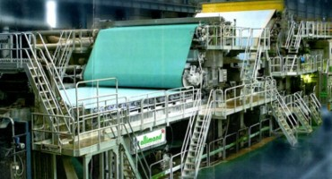 Miguel & Costas: Filter paper machine, Spain