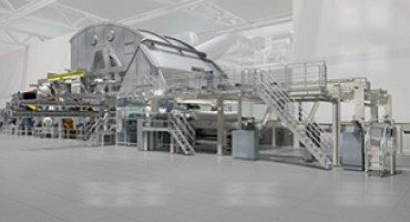 RFP Calhoun: Tissue Paper machine in Tennessee, USA