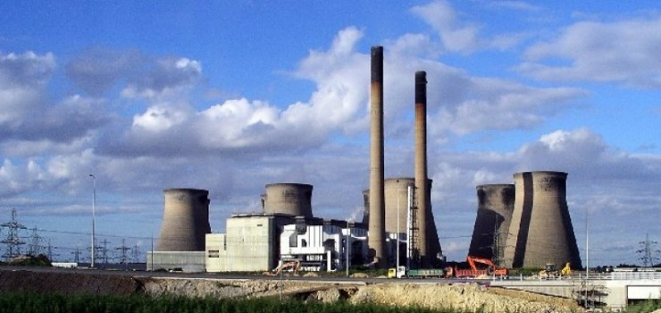 Ferrybridge 2: Waste Power Plant, Yorkshire, England