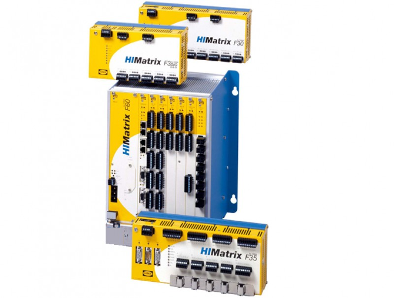 Compact Safety PlC's - Himatrix