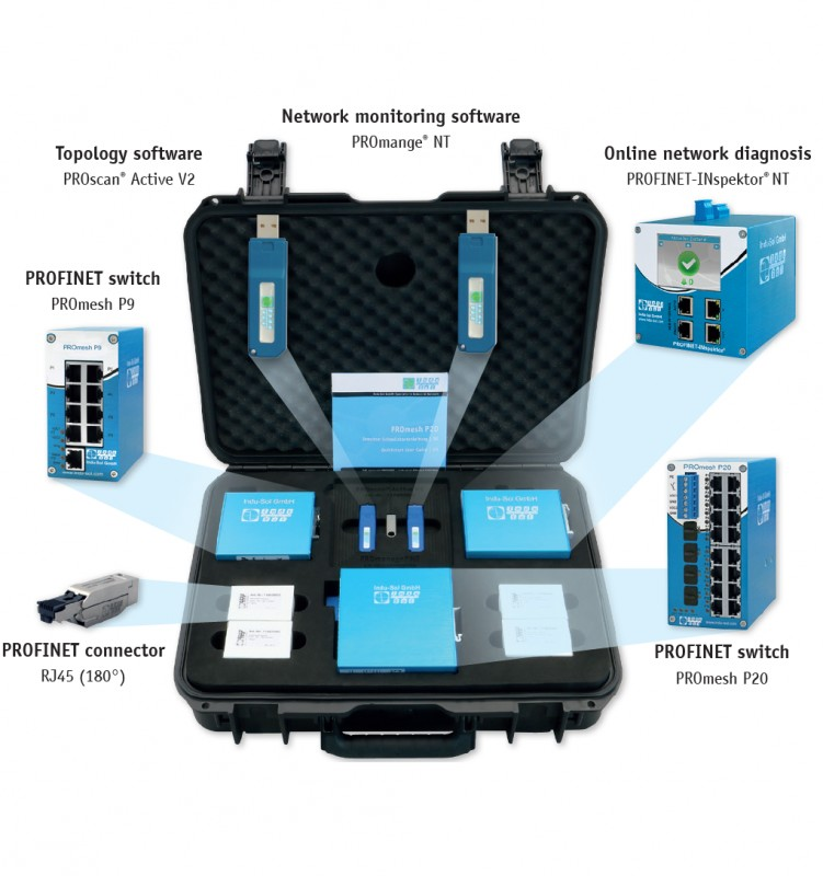 Fit4 PROFINET Diagnostic package